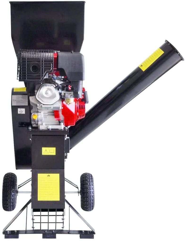 vidaxl moteur 15 ch  broyeur végétaux thermiques