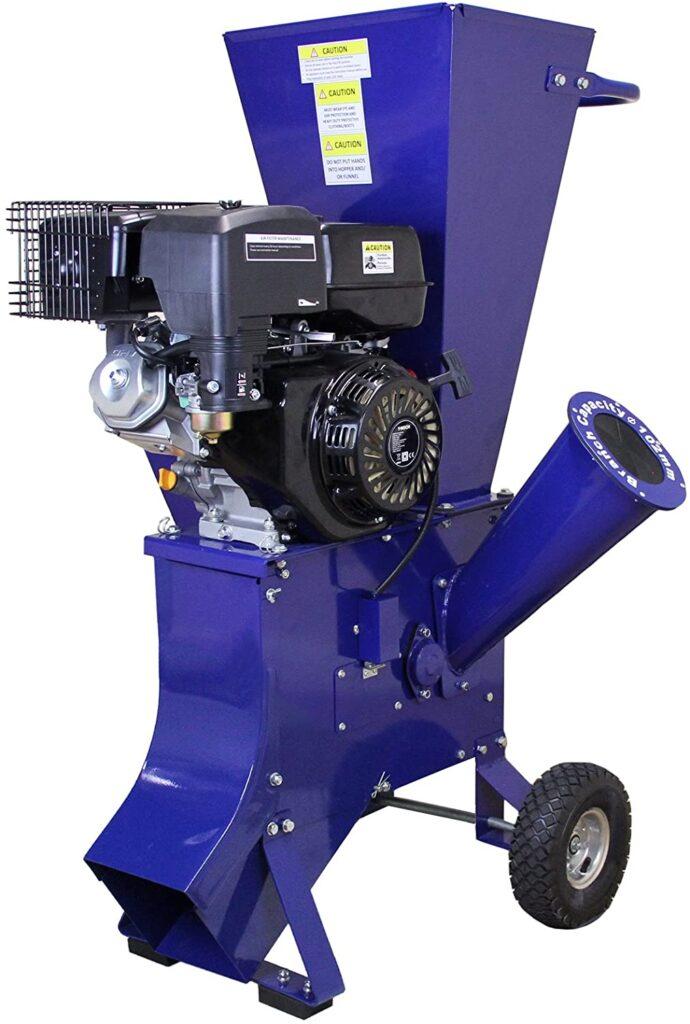 T-mech 420 cc 15 cv broyeur thermique