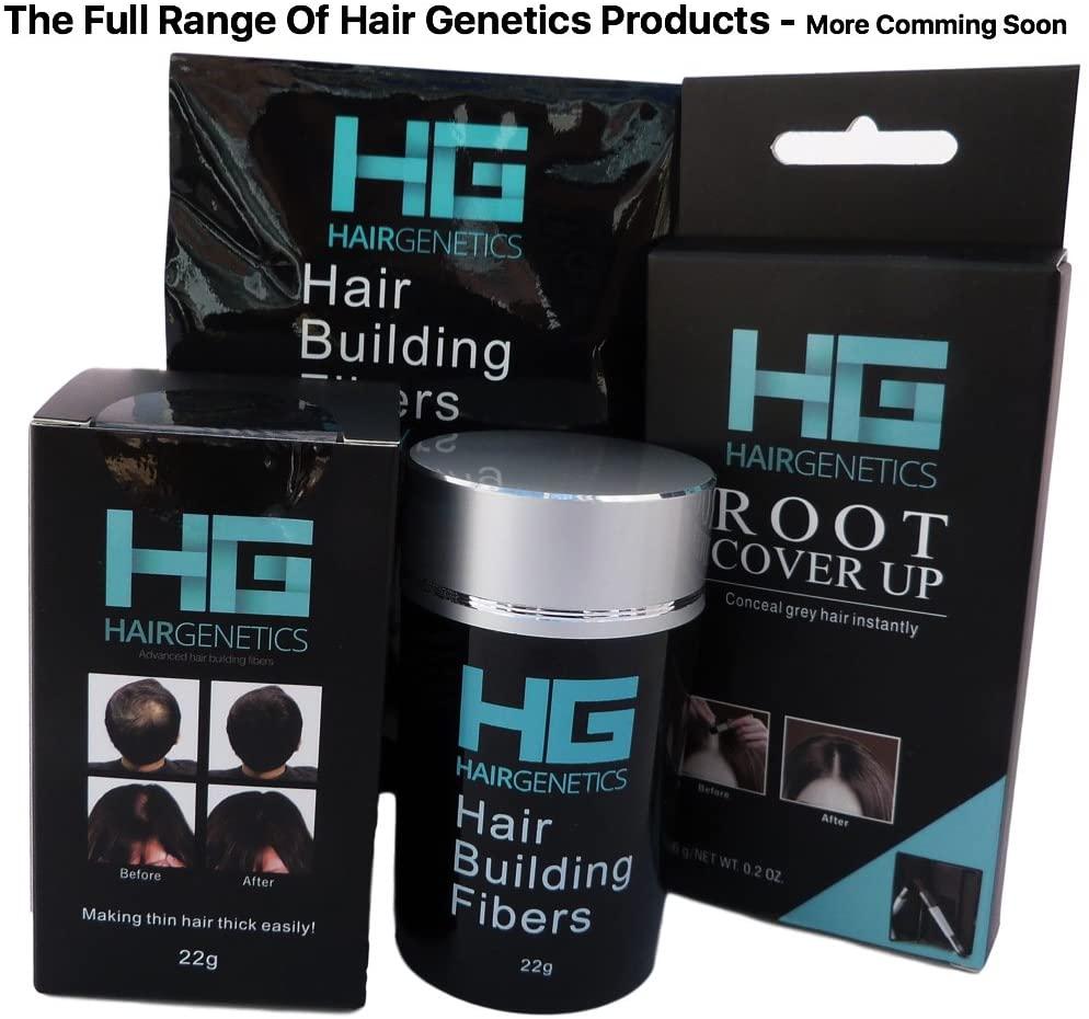 Hair Genetics® Retouche-Racines  Cheveux Gris
