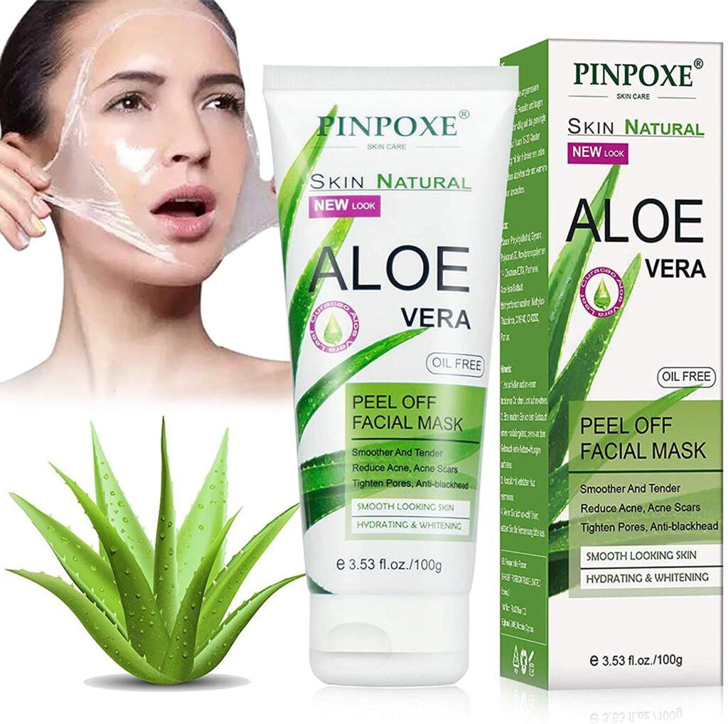 Masque Anti-points noirs, Masque Anti-acné