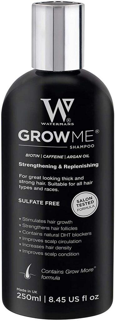 Meilleur shampooing de croissance capillaire sans sulfate