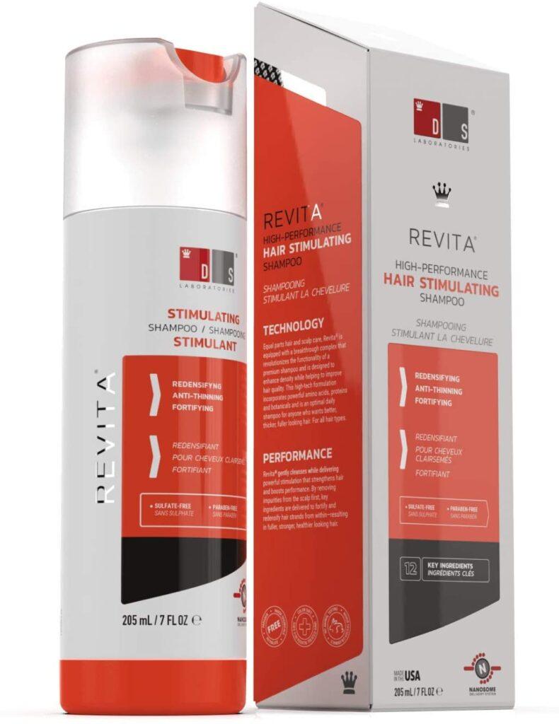 Revita Shampooing – Traitement naturel pour la chute des cheveux