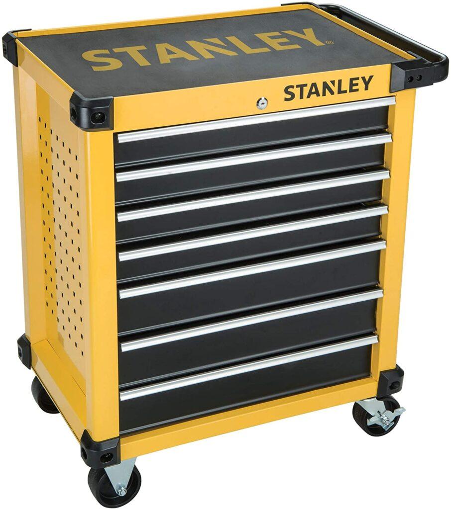 Stanley Stmt1-74306 Servante Métallique - Contenance Maximale 300 Kg