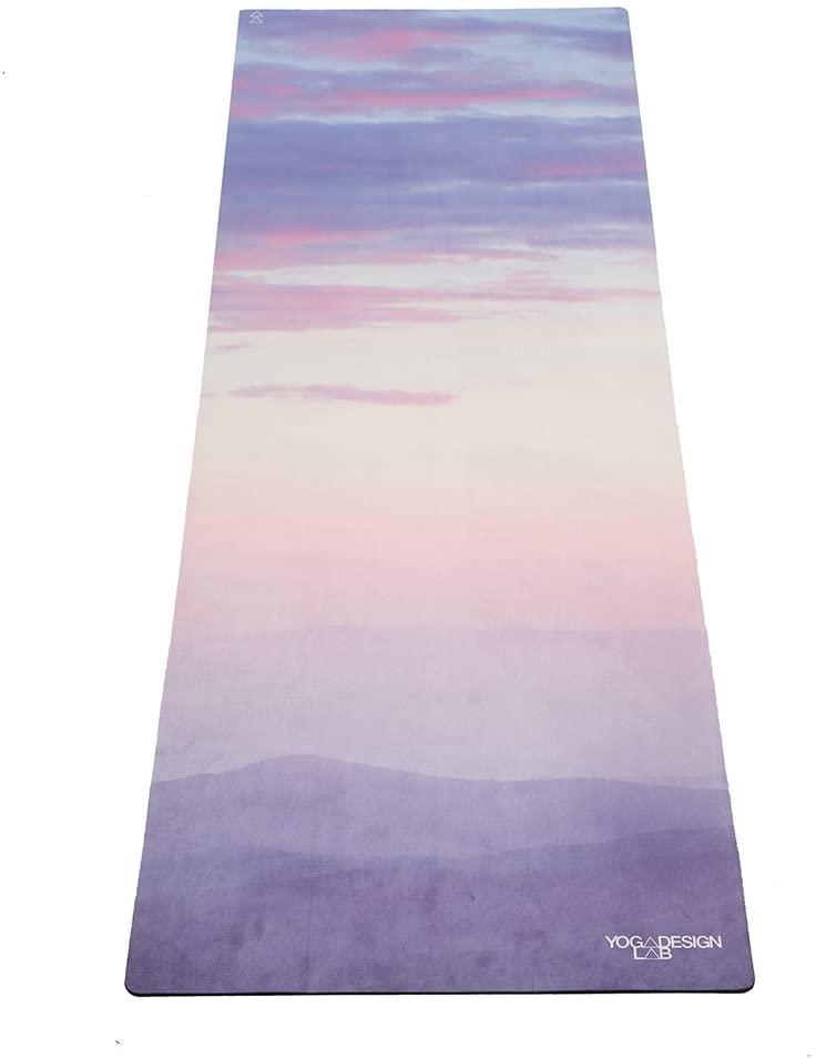 Tapis de Yoga Combo Mat 3.5mm  Épais, Antidérapant,