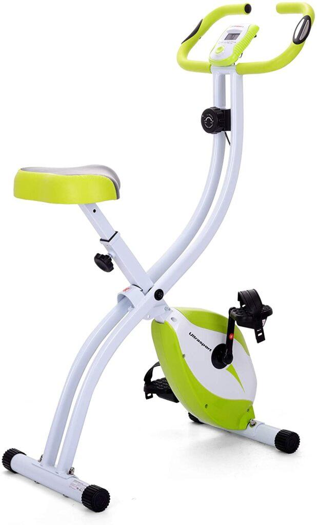 Ultrasport F-Bike Vélo Dossier, Ordinateur d'Entraînement et Application