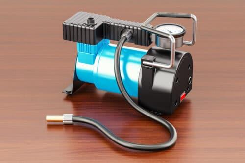 compresseur d'air portable pour gonfler