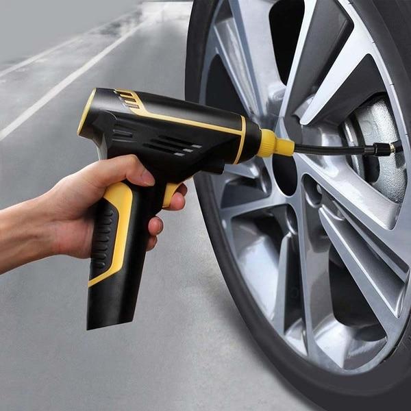 compresseur portable pneus voiture